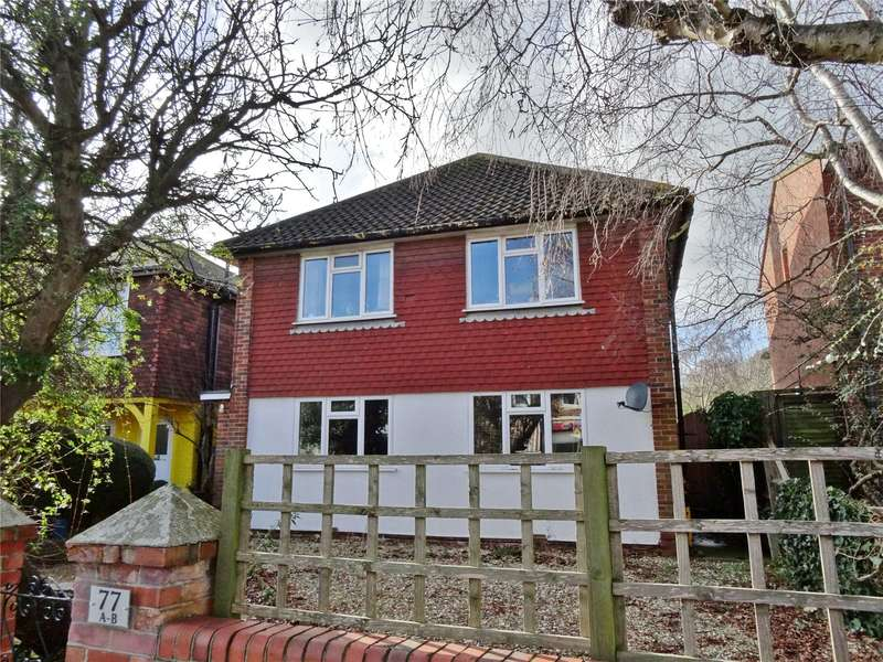 2 Bedrooms Apartment Flat for sale in South Street, Tarring, Worthing, BN14