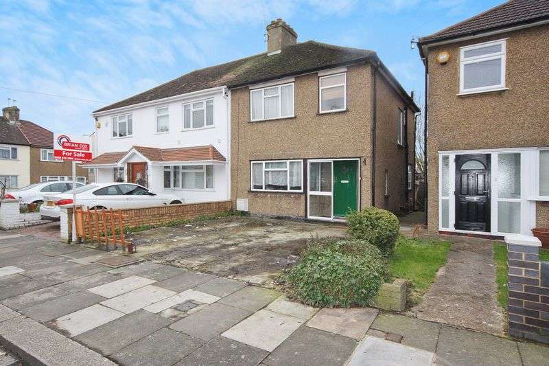 3 Bedrooms Semi Detached House for sale in Downing Drive, Greenford