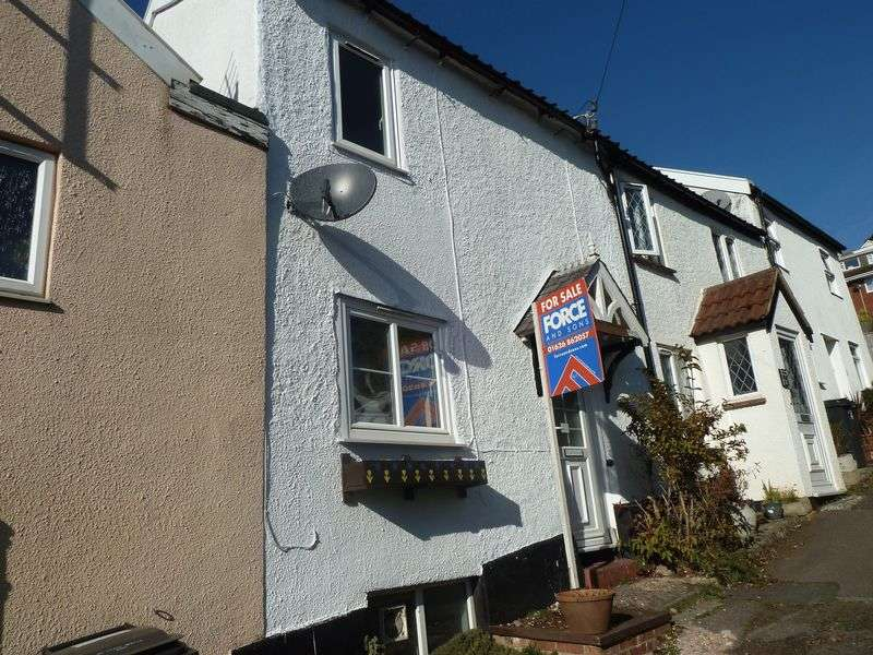 2 Bedrooms Cottage House for sale in Priory Hill, Dawlish