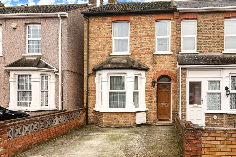 3 Bedrooms Semi Detached House for sale in Otterfield Road, West Drayton, Middlesex, UB7