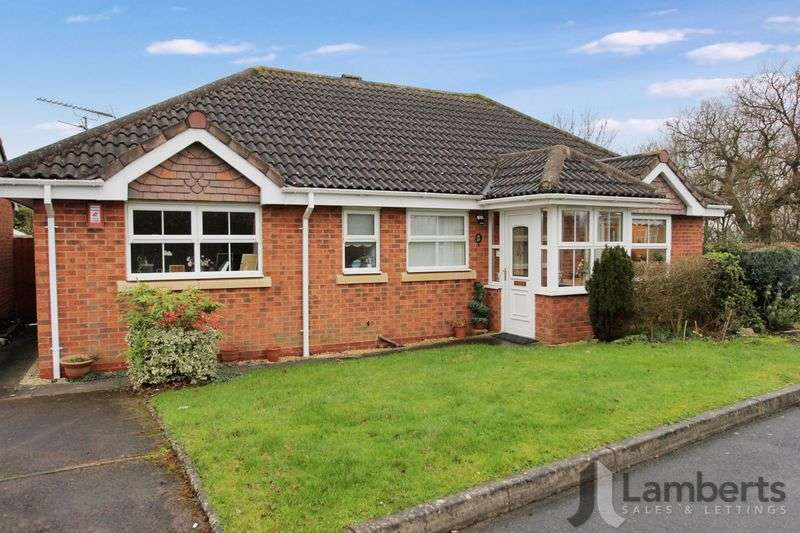 3 Bedrooms Detached Bungalow for sale in Moorcroft Gardens, Walkwood, Redditch