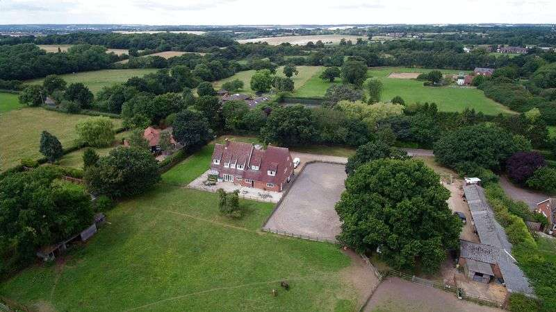 5 Bedrooms Detached House for sale in High Elms Lane, Benington, Herts
