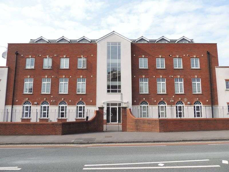 2 Bedrooms Flat for sale in Parade Court, Speedwell, Bristol