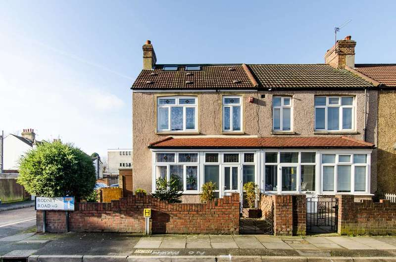 4 Bedrooms House for sale in Rodney Road, Mitcham, CR4