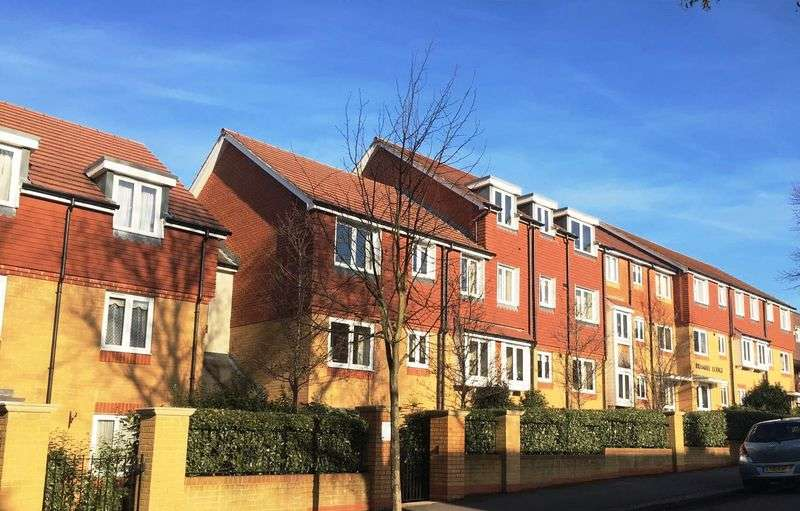1 Bedroom Retirement Property for sale in Wallington, Bramble Lodge