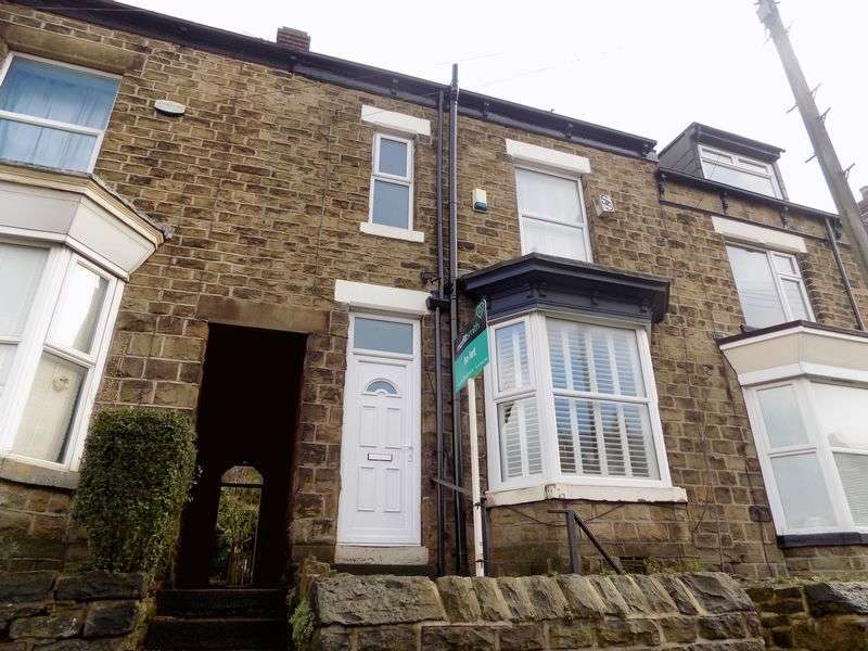 4 Bedrooms Property for rent in Ecclesall Road, Banner Cross, S11 8TL - Part Furnished