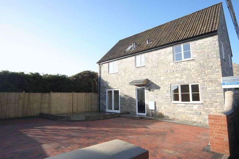 3 Bedrooms Detached House for sale in Langport Road, Somerton