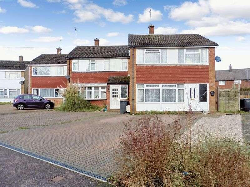 3 Bedrooms House for sale in Ridgeway, Dunstable