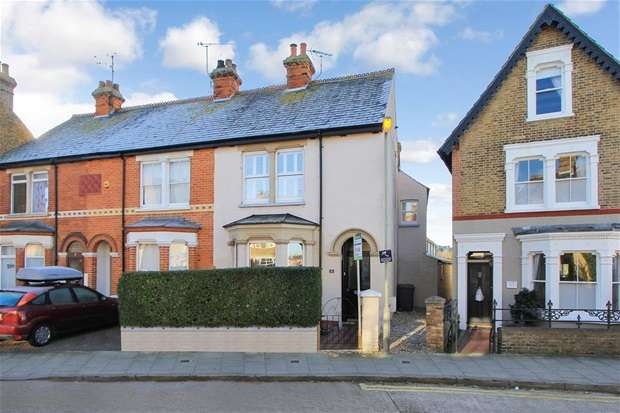 3 Bedrooms Terraced House for sale in Nelson Road, Whitstable