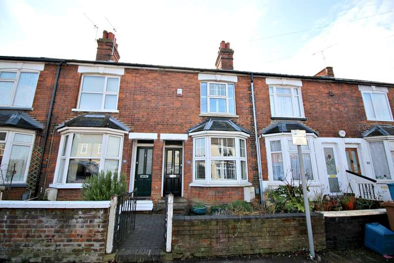 2 Bedrooms Terraced House for sale in Alexandra Road, Hitchin, SG5