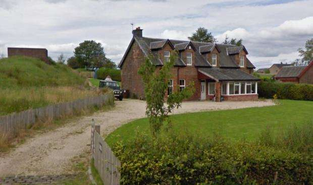 3 Bedrooms Detached House for rent in Ballat Cottages, Balfron, Stirling