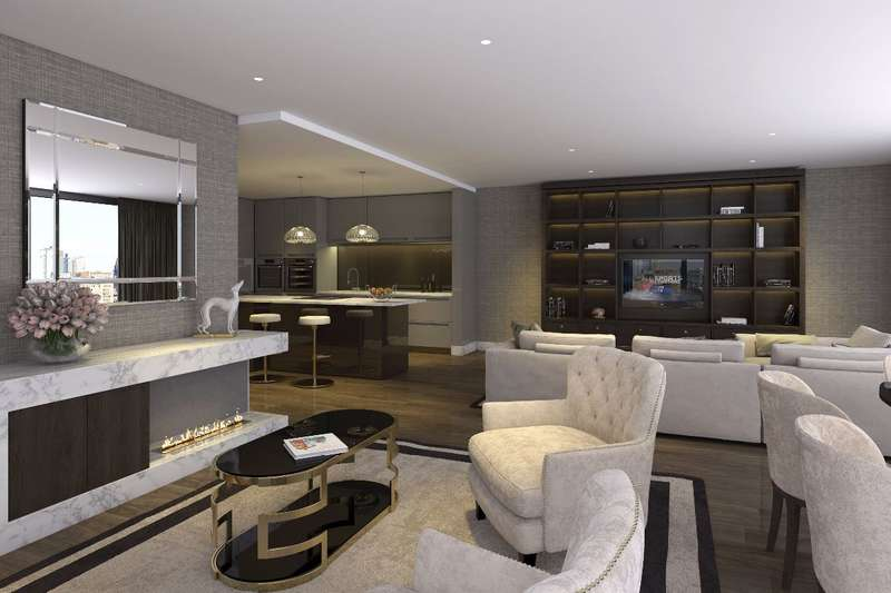 1 Bedroom Apartment Flat for sale in Hilux Apartments