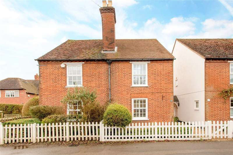 3 Bedrooms Semi Detached House for sale in School Lane Cottages, School Lane, Cookham, Maidenhead, SL6