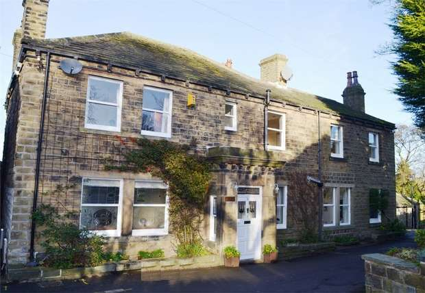 6 Bedrooms Detached House for sale in The Knowle, Shepley, HUDDERSFIELD, West Yorkshire