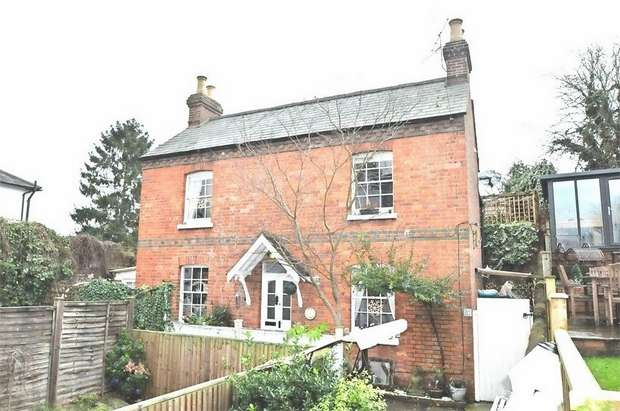 3 Bedrooms Cottage House for sale in Greys Road, Henley-on-Thames, Oxfordshire