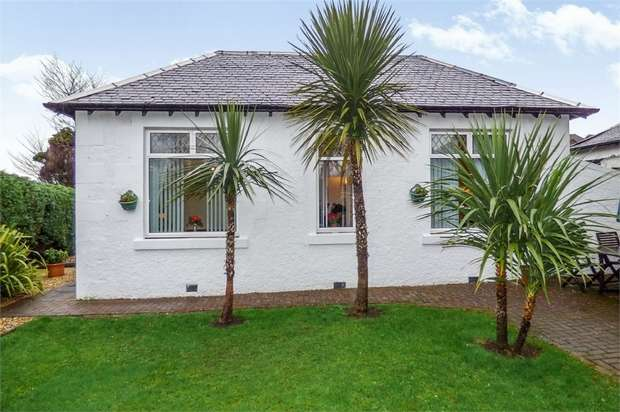 3 Bedrooms Detached Bungalow for sale in Irvine Road, Largs, North Ayrshire