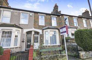 3 Bedrooms Terraced House for sale in Beacon Road, Hither Green, Lewisham, London