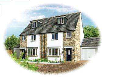 3 Bedrooms End Of Terrace House for sale in Fowey, Hill Hay Close, Fowey