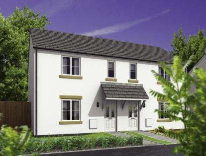 2 Bedrooms Terraced House for sale in The Mount, Par