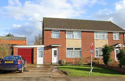 3 Bedrooms Semi Detached House for sale in Wikeley Way, Brimington, Chesterfield, Derbyshire