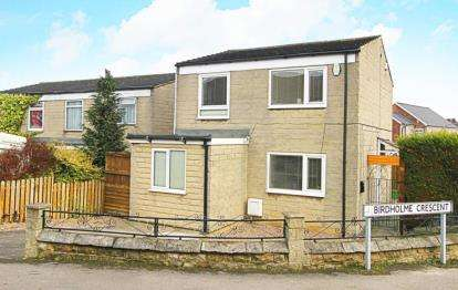 3 Bedrooms Detached House for sale in Birdholme Crescent, Chesterfield, Derbyshire
