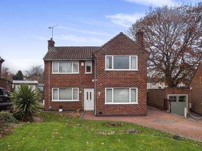 3 Bedrooms Detached House for sale in Sevenoaks Avenue, Derby, Derbyshire
