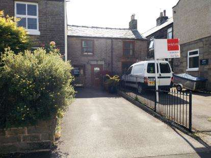 2 Bedrooms End Of Terrace House for sale in Torr Street, Buxton, Derbyshire