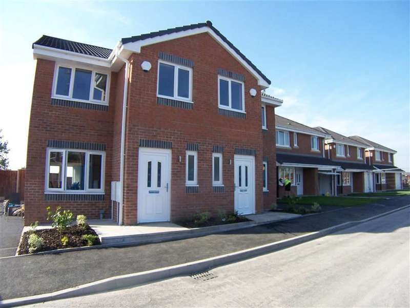 3 Bedrooms Property for sale in Plot 30 Boundary Park, Boundary Drive, Oldham, OL1