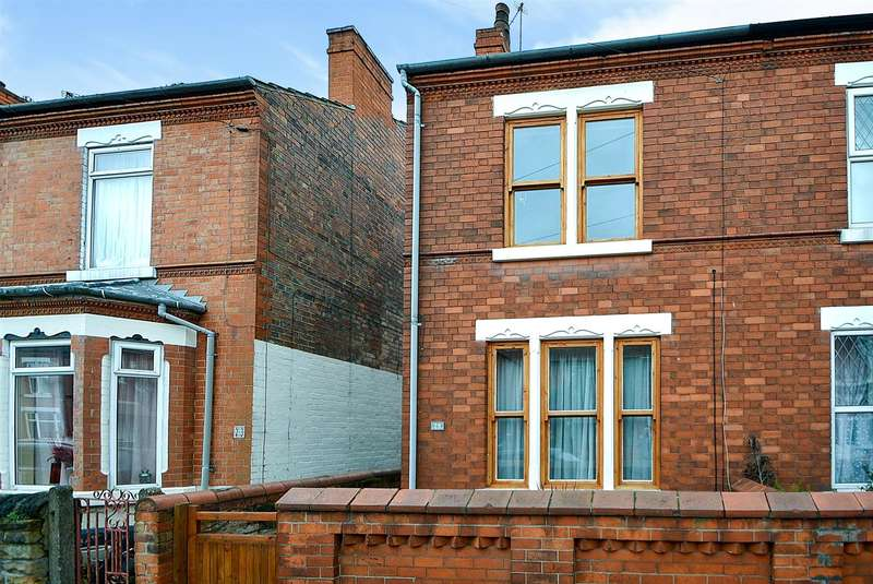 3 Bedrooms Property for sale in Neale Street, Long Eaton