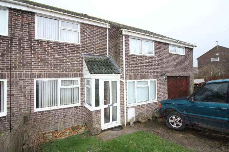 4 Bedrooms End Of Terrace House for sale in Wallsend, Portland, Dorset, DT5 2EW