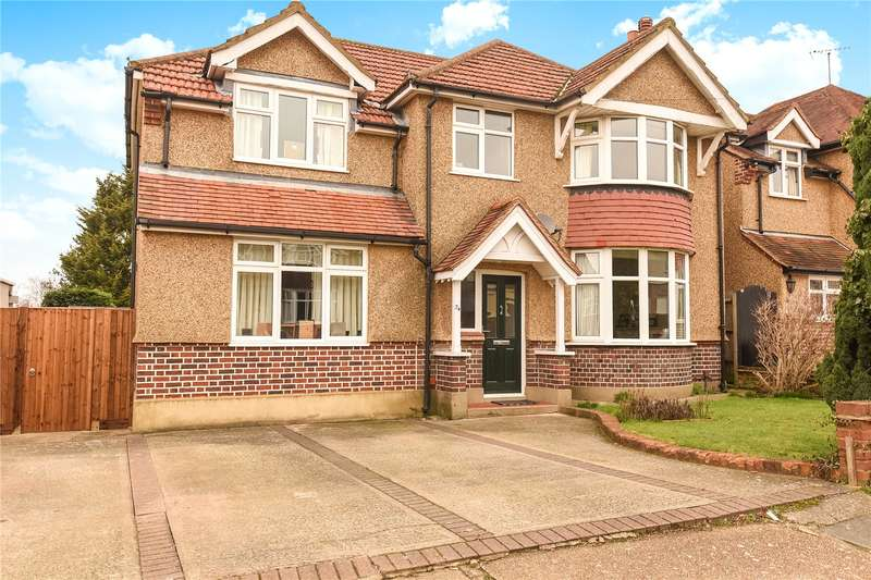 6 Bedrooms House for sale in The Rise, Uxbridge, Middlesex, UB10
