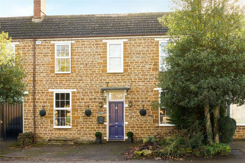 4 Bedrooms Terraced House for sale in Main Road, Middleton Cheney, Banbury, Oxfordshire, OX17