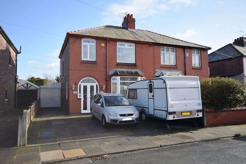 3 Bedrooms Semi Detached House for sale in Shakespeare Road, Widnes