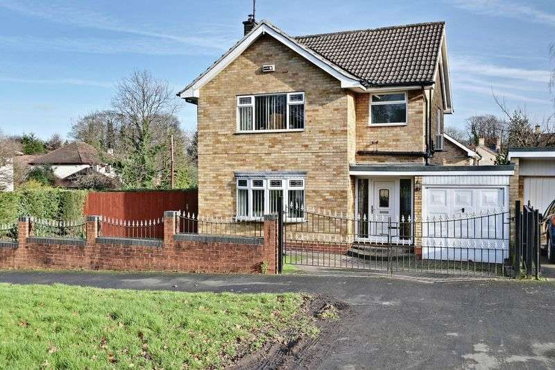 4 Bedrooms Detached House for sale in St Stephens Close, Willerby