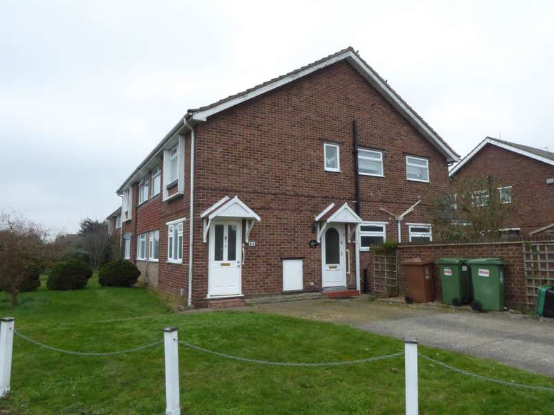 2 Bedrooms Ground Maisonette Flat for sale in Iron Mill Lane, Crayford, Kent, DA1 4RS