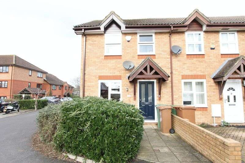 2 Bedrooms Terraced House for sale in Chartwell Gardens, Sutton