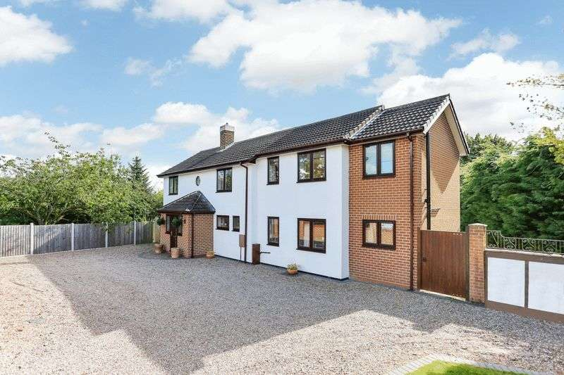 4 Bedrooms Detached House for sale in Browns Lane, Stanton-on-the-Wolds