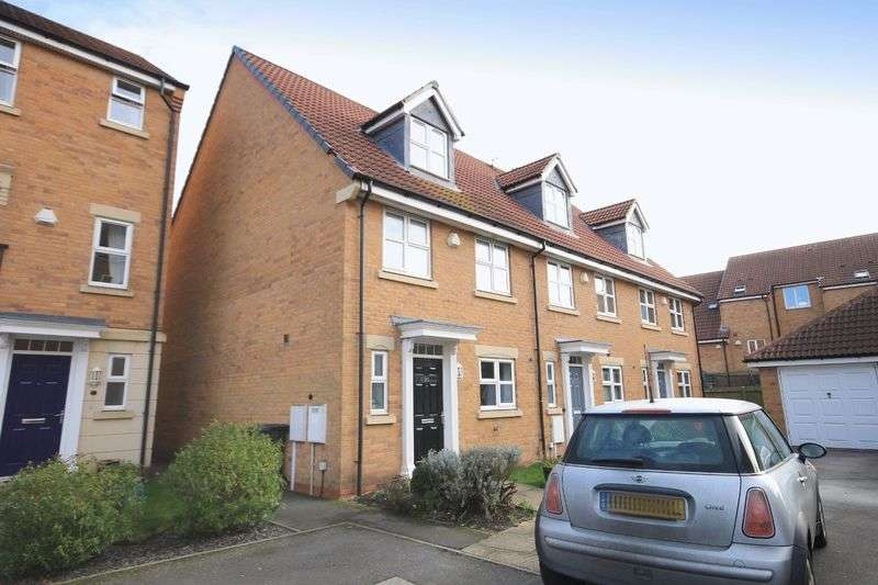 3 Bedrooms Terraced House for sale in KNIGHTS ROAD, CHELLASTON