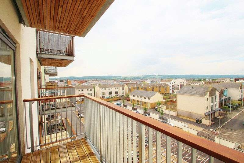 1 Bedroom Flat for sale in Argentia Place, Bristol