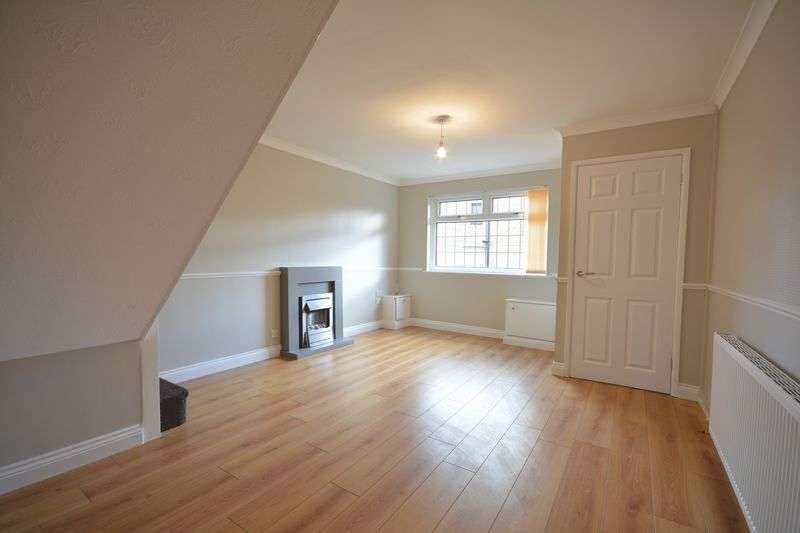 2 Bedrooms Mews House for sale in Oak Close, Rishton