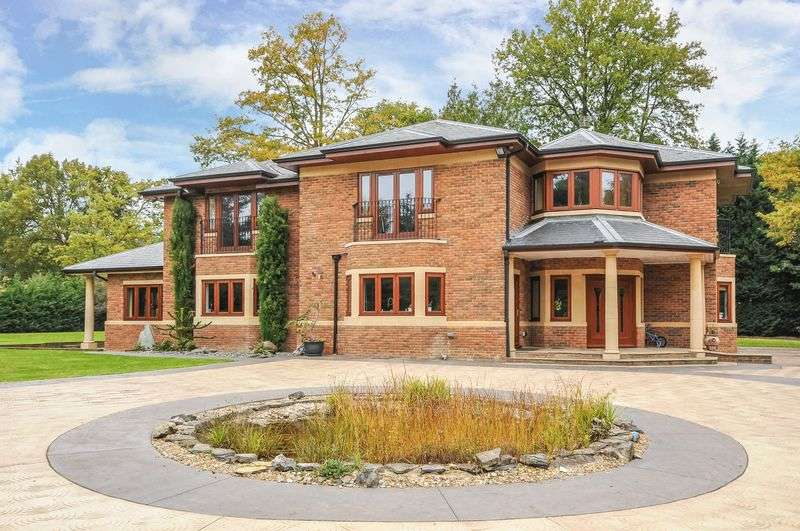 5 Bedrooms Detached House for sale in West Drive, Wentworth Estate