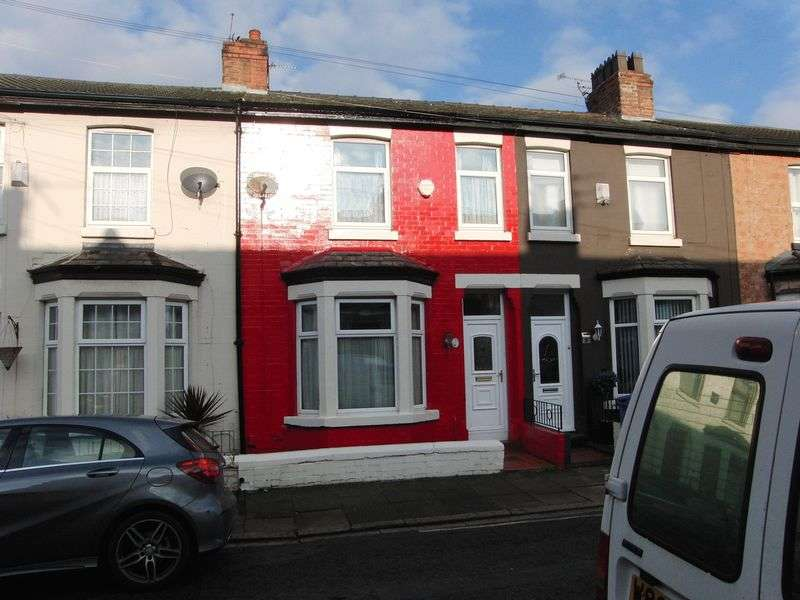 3 Bedrooms Terraced House for sale in Elmdale Road, Liverpool