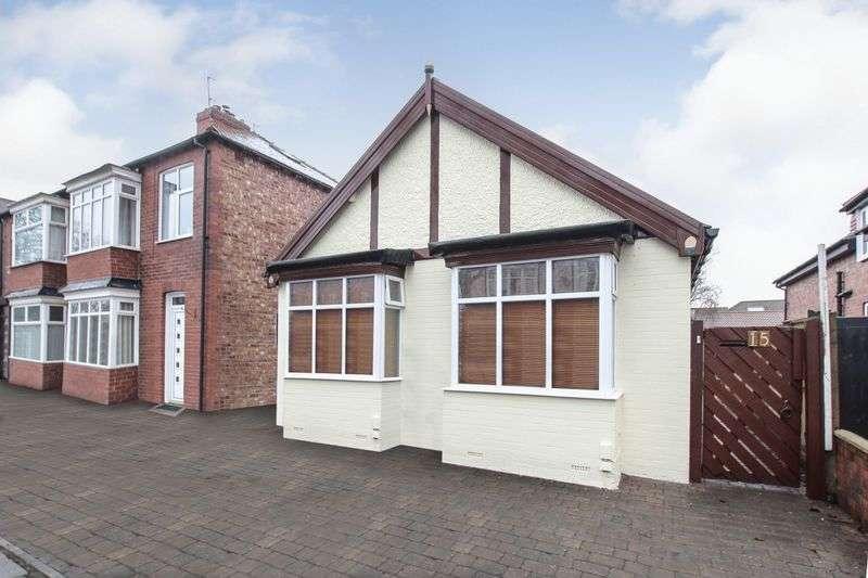 3 Bedrooms Detached Bungalow for sale in St Margarets Grove, Redcar