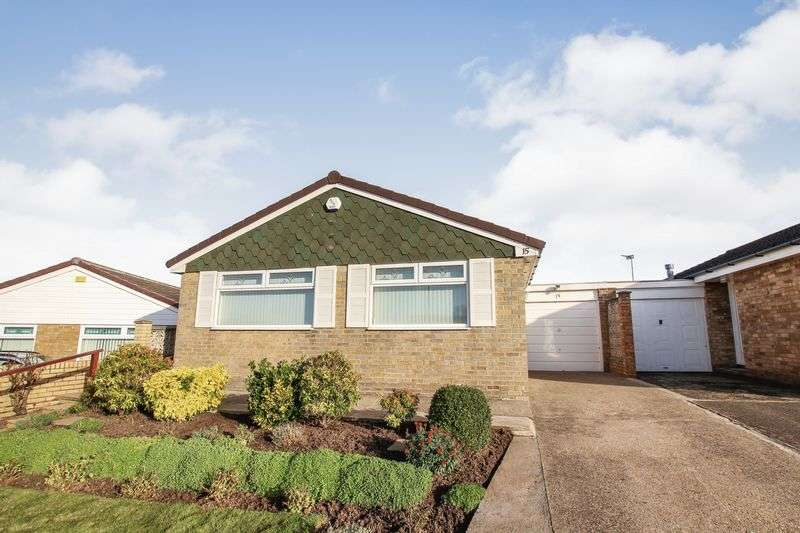 2 Bedrooms Detached Bungalow for sale in Highcliffe Grove, Redcar
