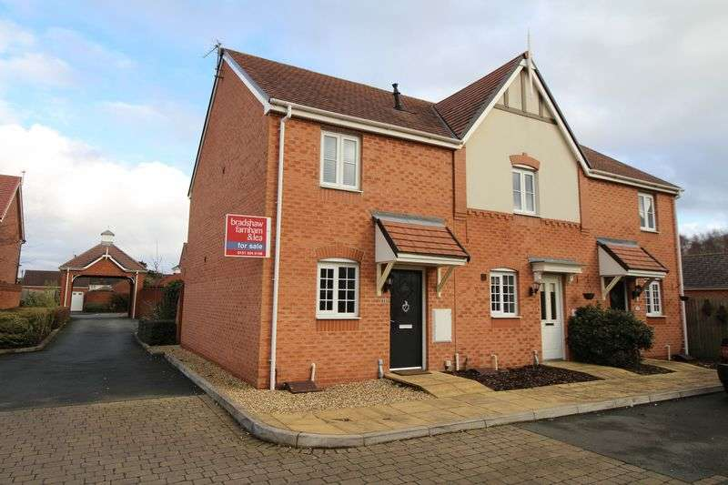 2 Bedrooms Terraced House for sale in Bryce Drive, Bromborough