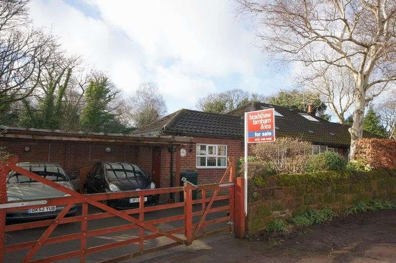 3 Bedrooms Detached Bungalow for sale in Beacon Lane, Heswall