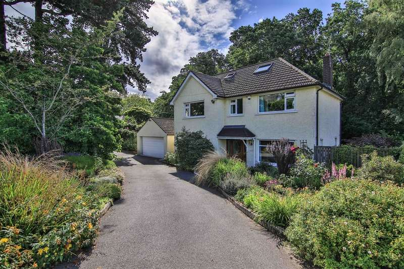 5 Bedrooms Detached House for sale in Lisvane Road, Lisvane, Cardiff