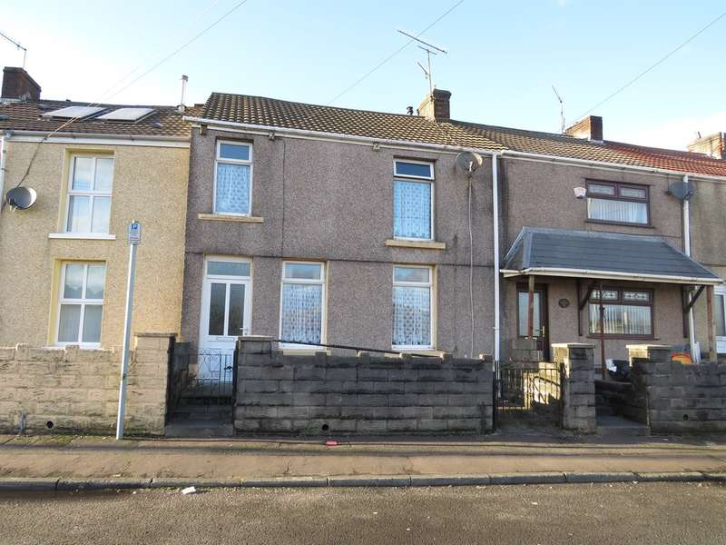 3 Bedrooms Terraced House for sale in Dinas Street, Plasmarl, Swansea