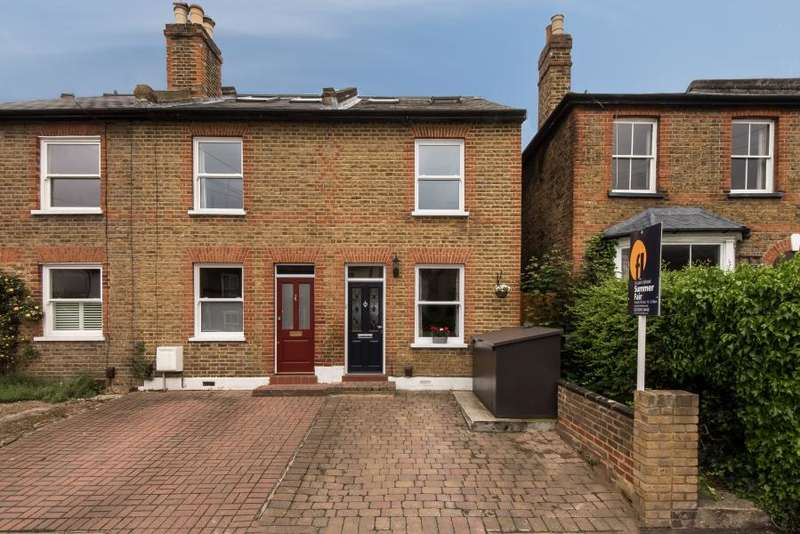3 Bedrooms End Of Terrace House for sale in East Road, Kingston upon Thames, KT2
