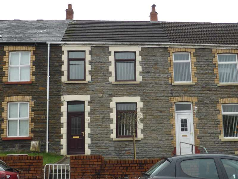 Terraced House for sale in 55 Church Road,Seven Sisters, Neath